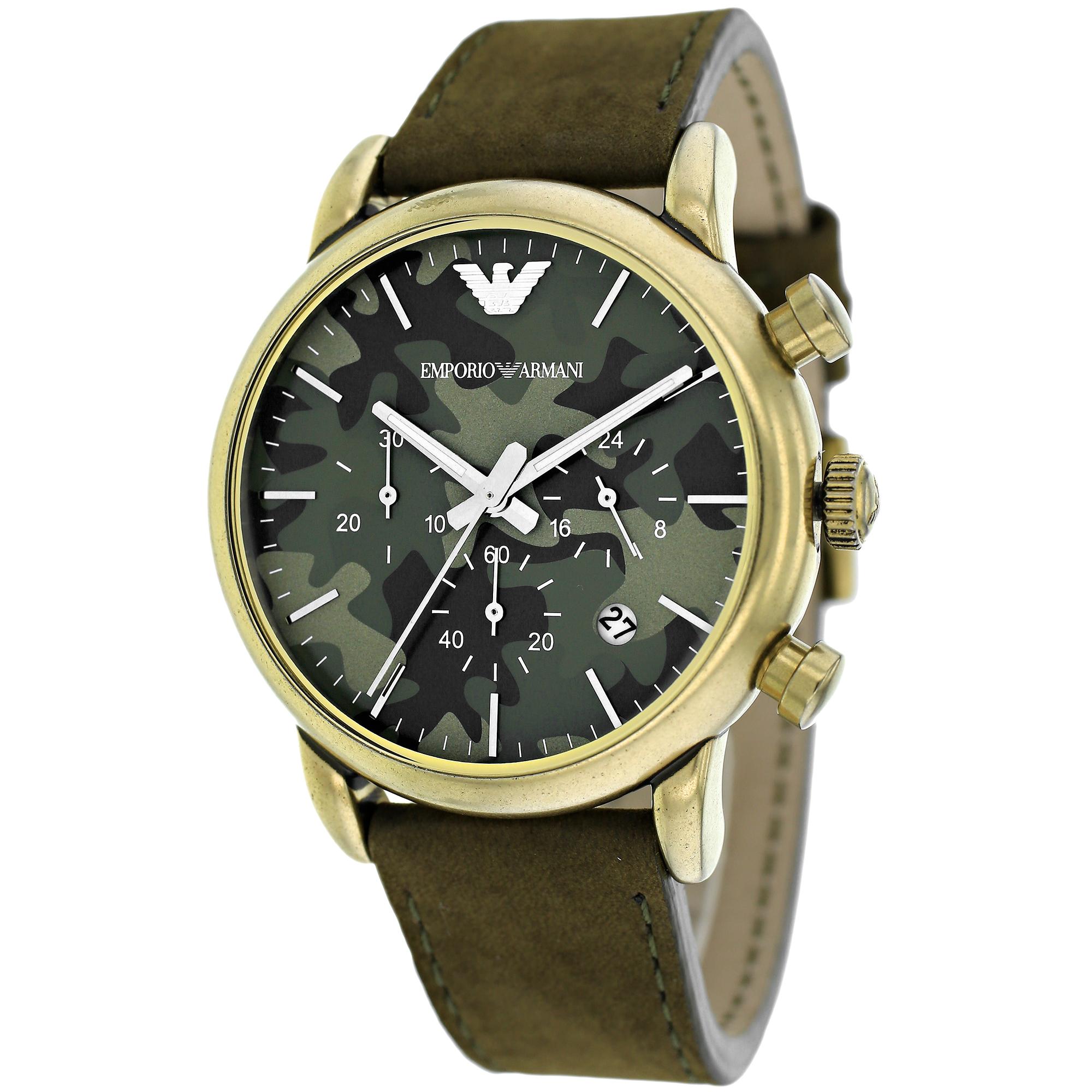 Emporio Armani AR1818 Men's Watch