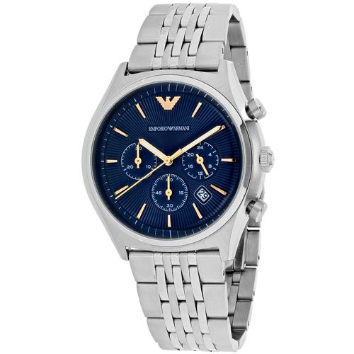 Emporio Armani Zeta Blue Men's Watch AR1974