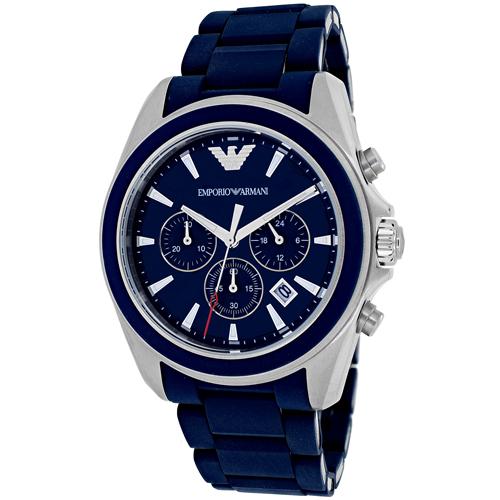 Emporio Armani Sportivo Blue Men's Watch AR6068