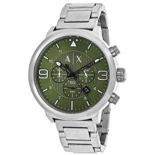 Armani Exchange ATLC Green Men's Watch AX1370