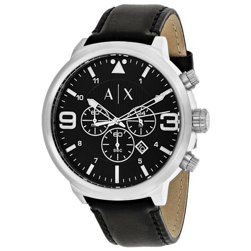 Armani Exchange ATLC Black Men's Watch AX1371