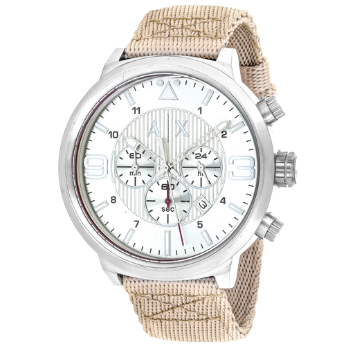 Armani Exchange Classic Taupe Men's Watch AX1374