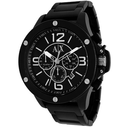 Armani Exchange Classic Black Men's Watch AX1503