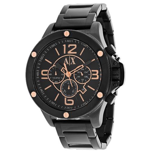 Armani Exchange Chronograph Black Men's Watch AX1513