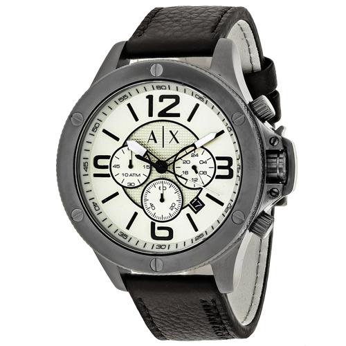 Armani Exchange Wellworn Champagne Men's Watch AX1519