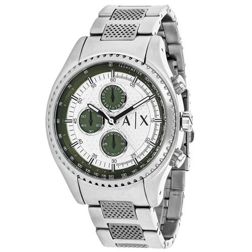 Armani Exchange The Diver Silver Men's Watch AX1613