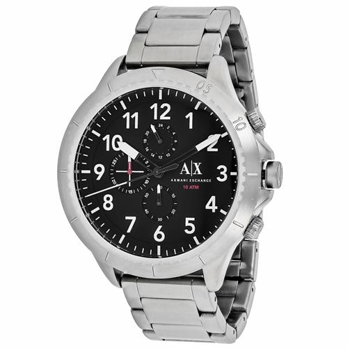 Armani Exchange Classic Black Men's Watch AX1750