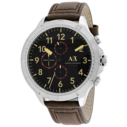 Armani Exchange Chronograph Black Men's Watch AX1755