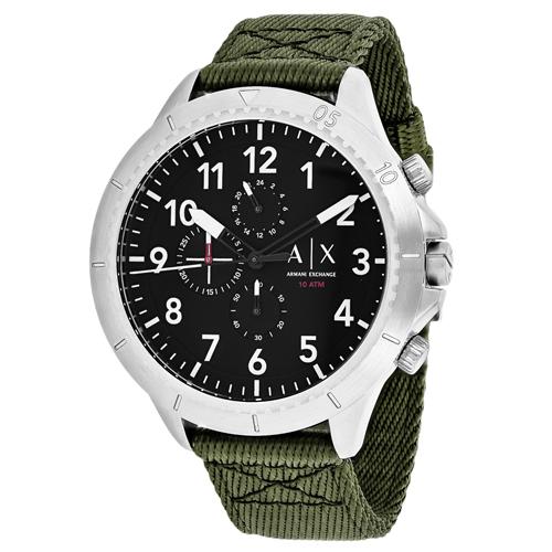 Armani Exchange Aeroracer Black Men's Watch AX1759