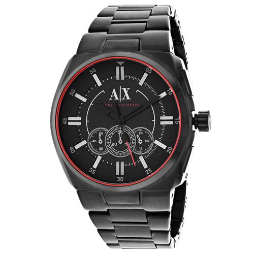 Armani Exchange Chronograph Black Men's Watch AX1801
