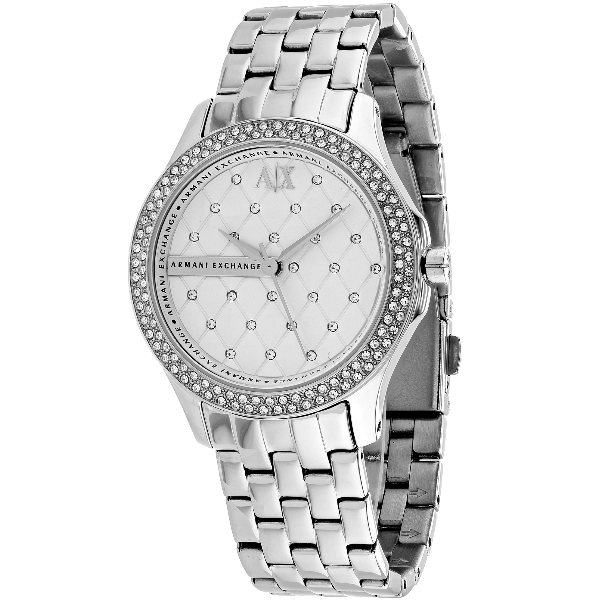 Armani Exchange Classic Silver Women's Watch AX5215