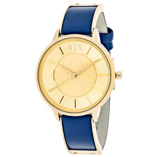 Armani Exchange Olivia Gold Women's Watch AX5312