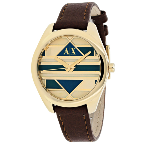 Armani Exchange Serena  Multi-Colored Mosaic Women's Watch AX5524