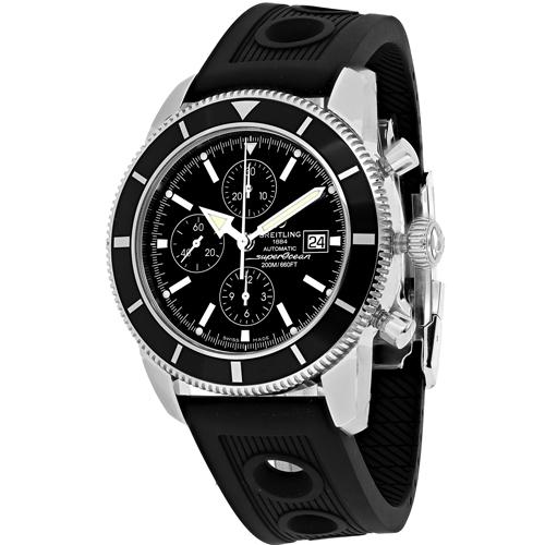 Breitling Heritage Black Men's Watch A1332024/B908RD