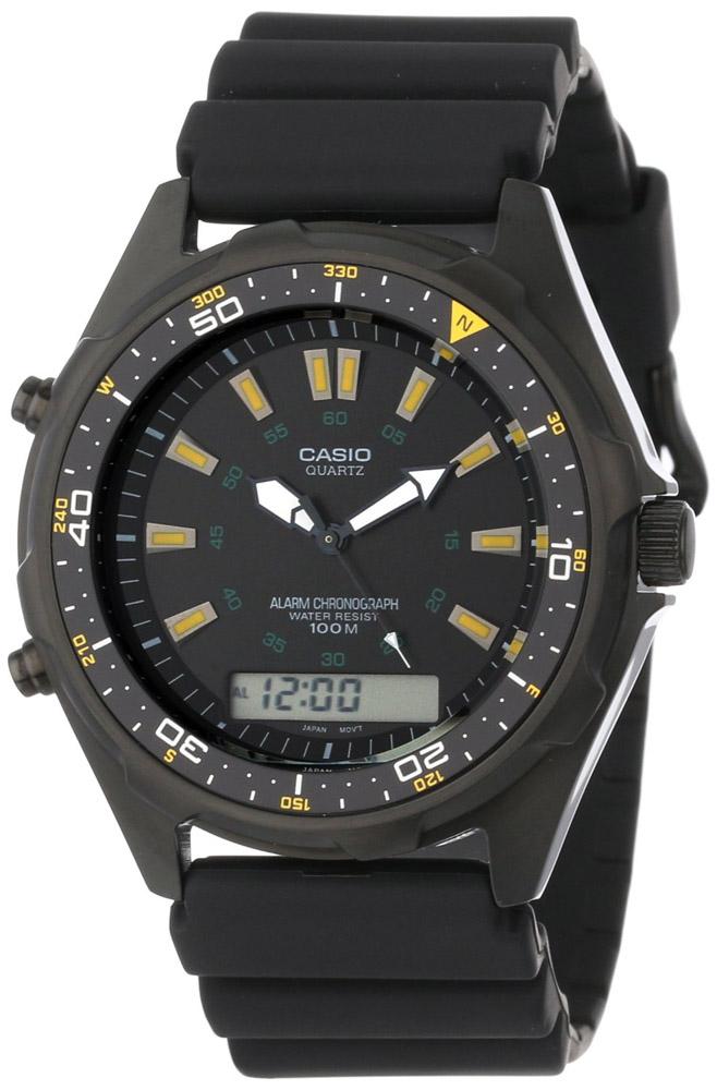 Casio Classic Amw-360B-1A1V Men's Watch