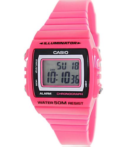 Casio Classic W-215H-4Av Women's Watch