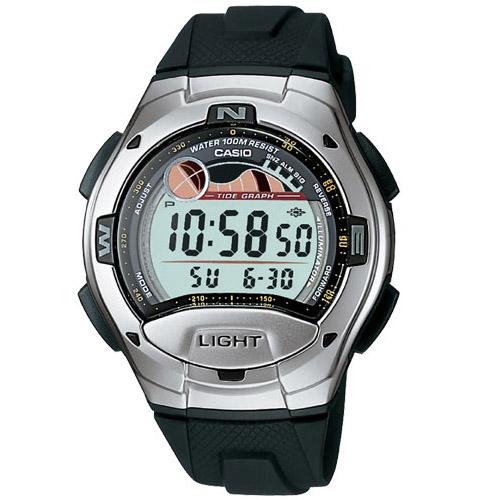 Casio Casual W-753-1Av Men's Watch