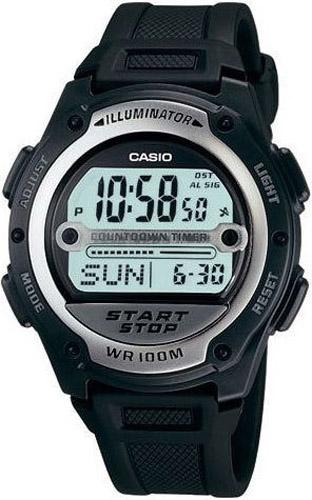 Casio Classic W-756-1Av Men's Watch