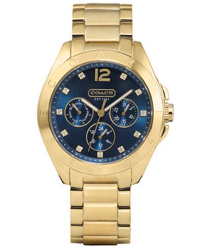 Coach Classic 14501887 Women's Watch