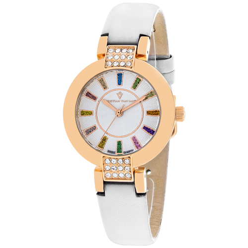 Christian Van Sant Celine Cv0442 Women's Watch