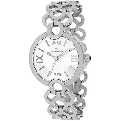 Christian Van Sant Twirl Cv2810 Women's Watch