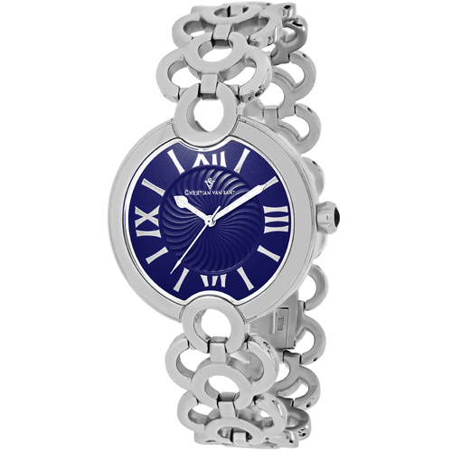 Christian Van Sant Twirl Cv2812 Women's Watch