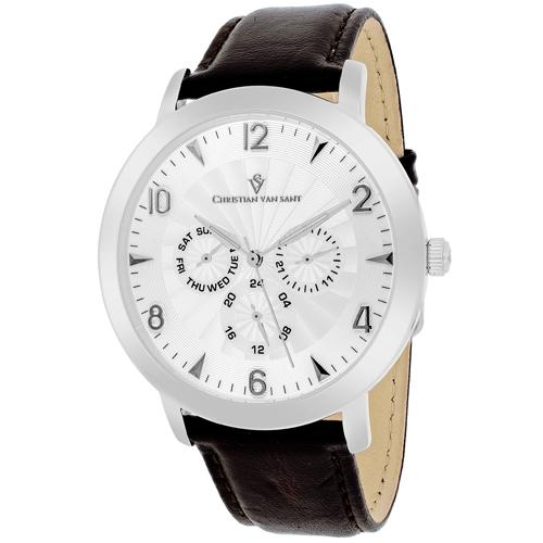 Christian Van Sant Harper White Men's Watch CV3513