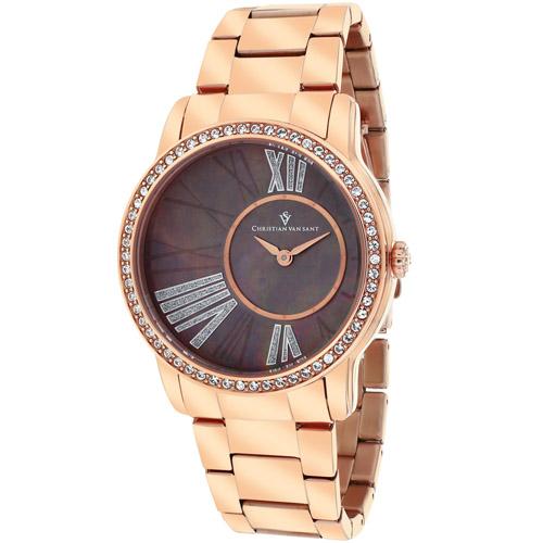 Christian Van Sant Exquisite Cv3614 Women's Watch