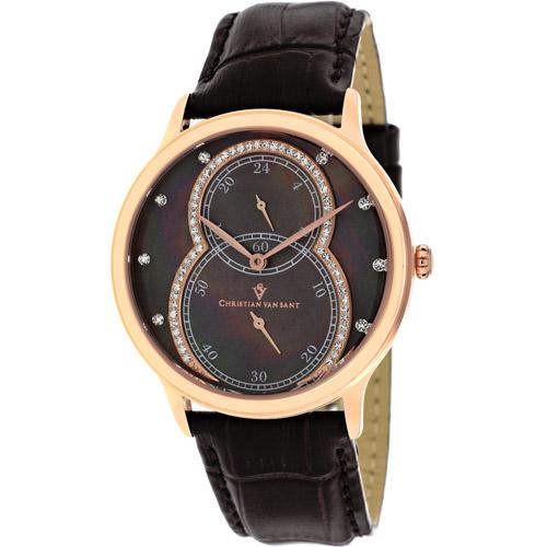 Christian Van Sant Infinie Cv5413 Women's Watch