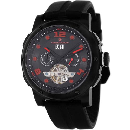 Christian Van Sant Skull Cv7131 Men's Watch