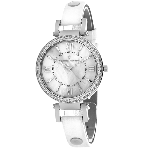 Christian Van Sant Petite Cv8130 Women's Watch
