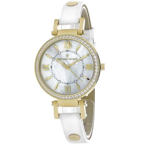 Christian Van Sant Petite Cv8132 Women's Watch