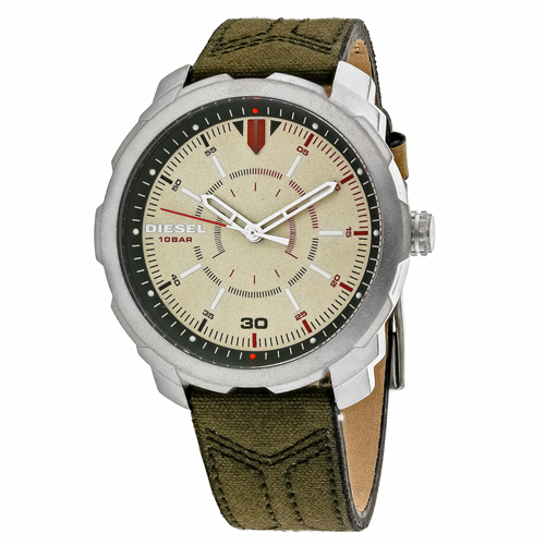 Diesel Machinus  Dz1735 Men's Watch