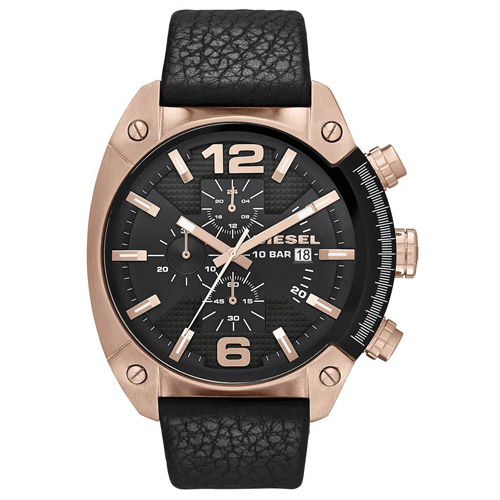 Diesel Overflow Dz4297 Men's Watch