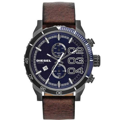 Diesel Double Down Dz4312 Men's Watch