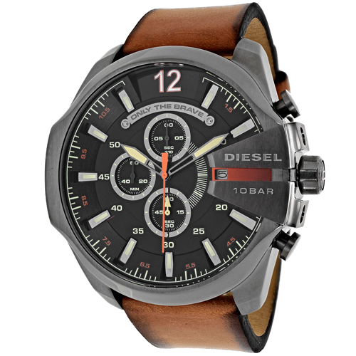 Diesel Mega Chief Dz4343 Men's Watch