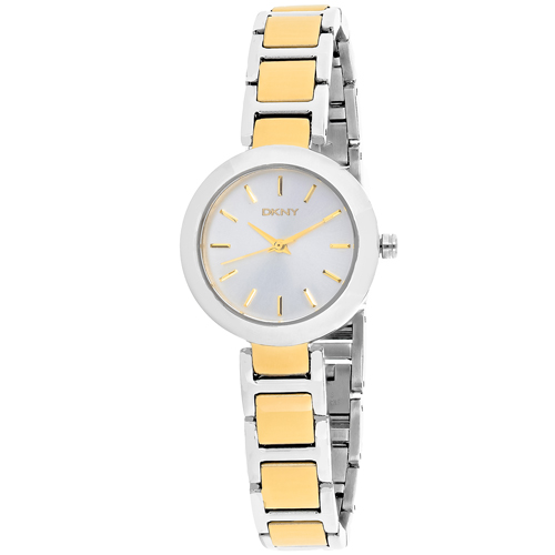DKNY Stanhope Silver  Women's Watch NY2401