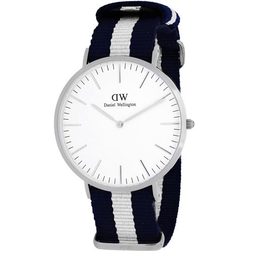 Daniel Wellington Classic Glasgow White Men's Watch 0204DW