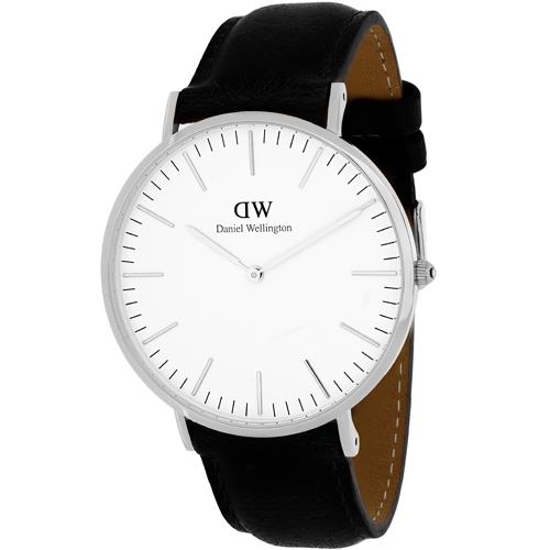 Daniel Wellington Classic Sheffield White Men's Watch 0206DW