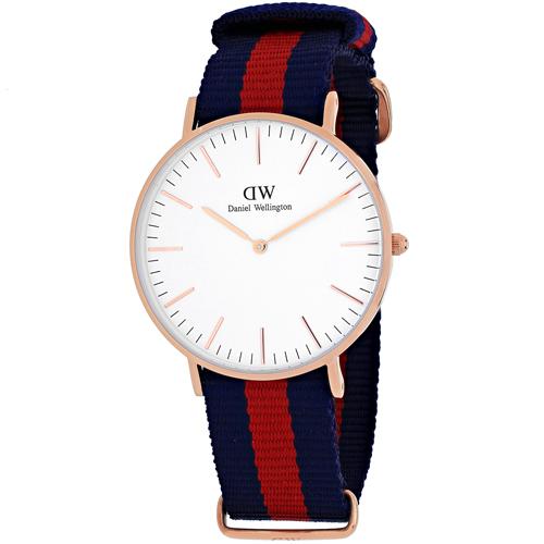 Daniel Wellington Classic Oxford White Women's Watch 0501DW