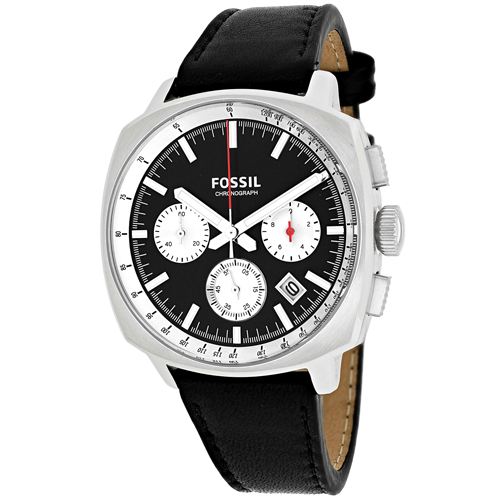 Fossil Haywood Black Men's Watch CH2984
