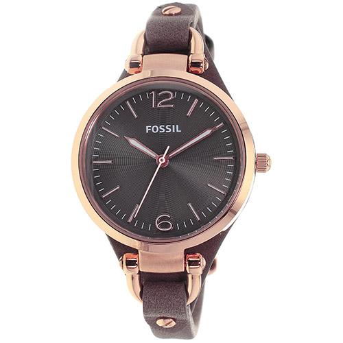Fossil Georgia Grey Women's Watch ES3077