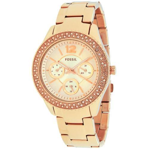Fossil Stella Rose Gold Women's Watch ES3590