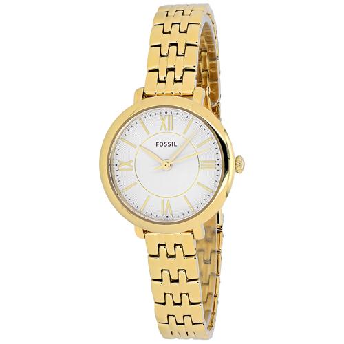 Fossil Women's Jacqueline Mini Watch Quartz Mineral Crystal ES3798