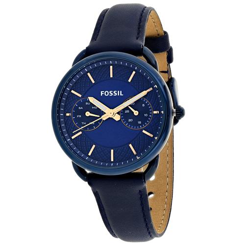 Fossil Tailor Blue Women's Watch ES4092