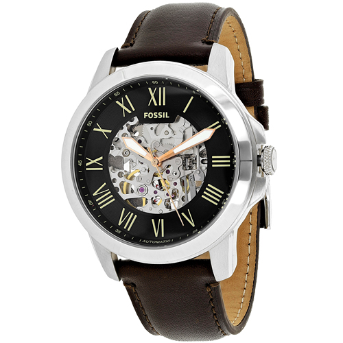 Fossil Grant Black Men's Watch ME3100