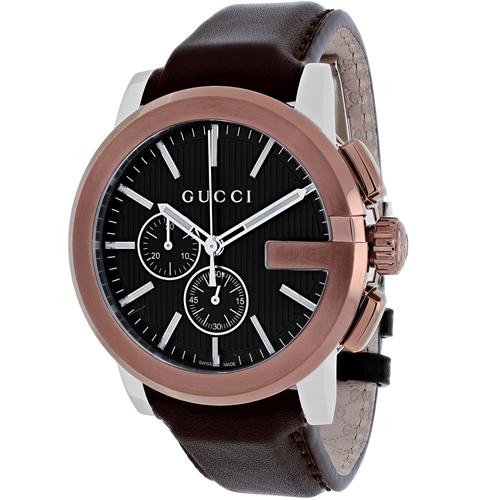 Gucci G-Chrono Ya101202 Men's Watch