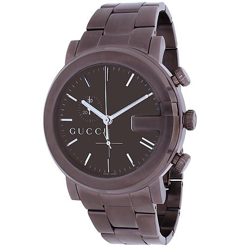Gucci 101 Series Ya101341 Men's Watch