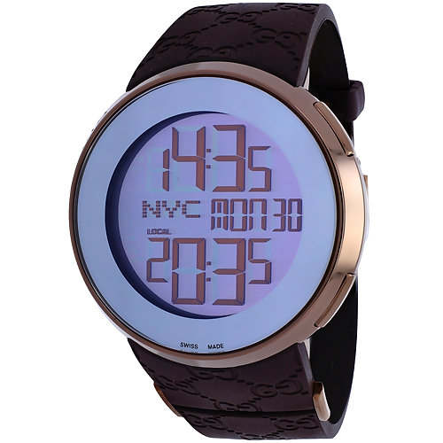 Gucci Digital Ya114209 Men's Watch