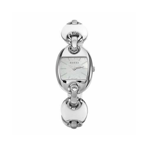 Gucci Marina Silver Women's Watch YA121515